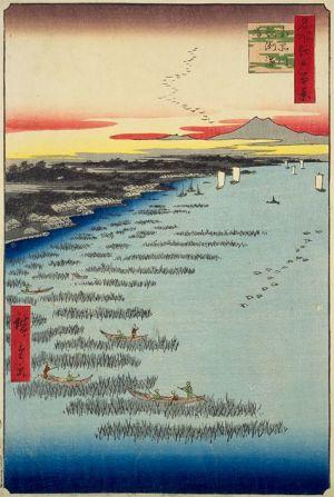 南品川鮫洲海岸_名所江戸百景_1856~57(小).jpg
