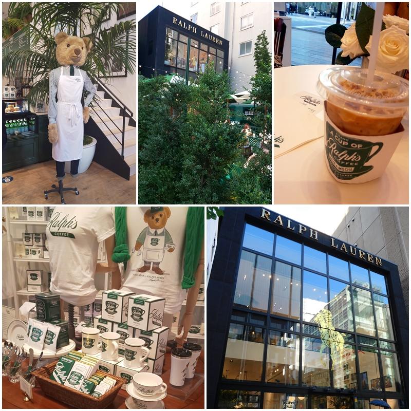 ラルフズカフェ★ラルフローレンのカフェ