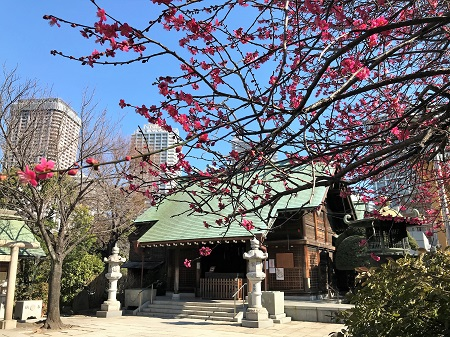 春天节日toshigoinomatsuri