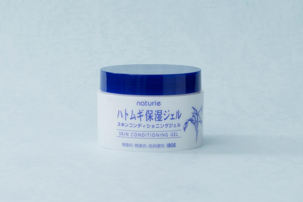 Choice of pigeon wheat humidity retention gel [product of Chuo-ku] skin care to be moistened with veil of water, and to continue!