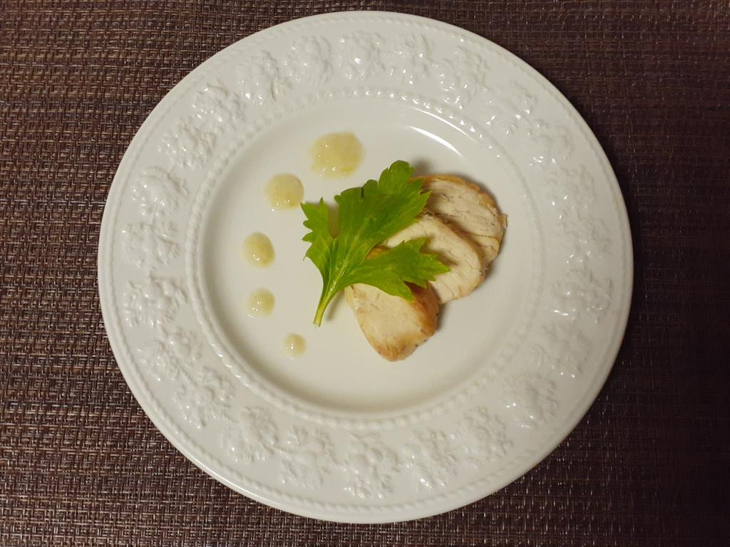 [the Tsukiji settlement dishes reproduction series second] Celery sauce
