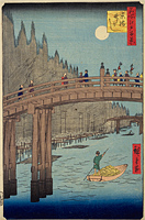 Home of shu about house of Hiroshige Utagawa