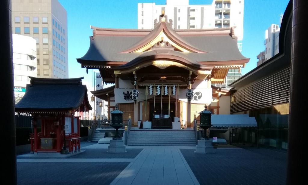 ② 水天宮(suitenguu)rozumari設計的城市散步之旅被采用了!  ~東京地鐵×Spot Tour    珍藏的推薦的地方   [人形町站] ~