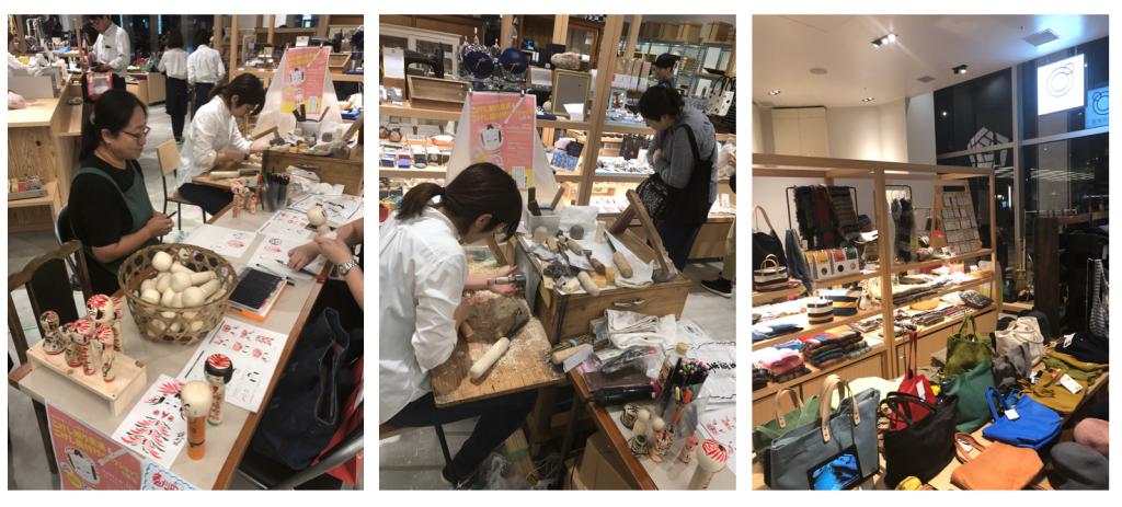 日本百貨日本橋總總店COREDO室町露台本日開放!