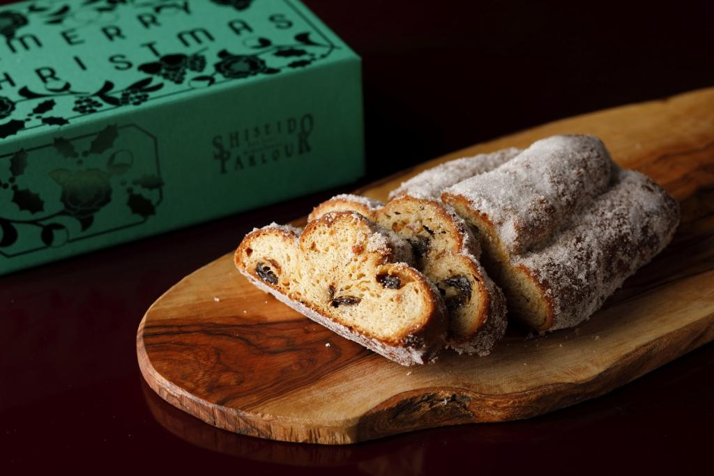 Christmas sweets and stollen - Shiseido Parlor ...